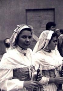 La música tradicional valenciana no podia faltar en la Semana Fallera saguntina.