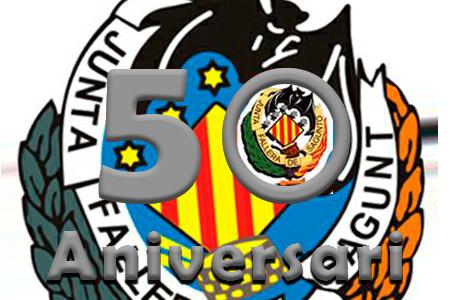 50 anys de Junta Fallera de Sagunt