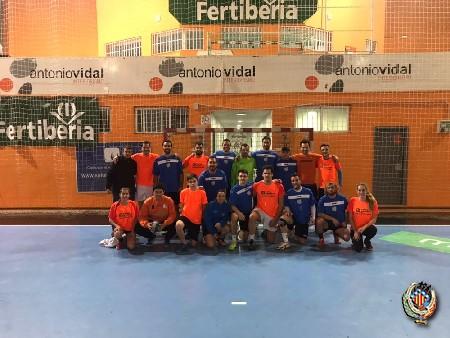 La falla Luis Cendoya s'alça amb el Campionat d'Handbol de la FJFS