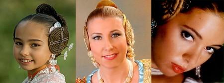 Andrea Escribá, María del Mar Gimeno i Teresa Aparicio candidates a Falleres Majors 2018