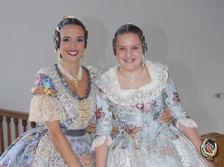 Paula Marrón e Inés Miret serán las nuevas Falleras Mayores para el ejercicio 2019