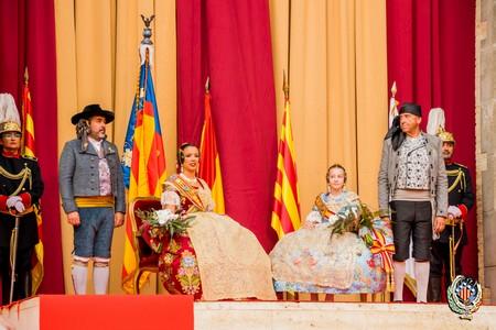 Sandra Ordiñaga y Aitana González ya reinan en el Camp de Morvedre como máximas representantes de las fallas