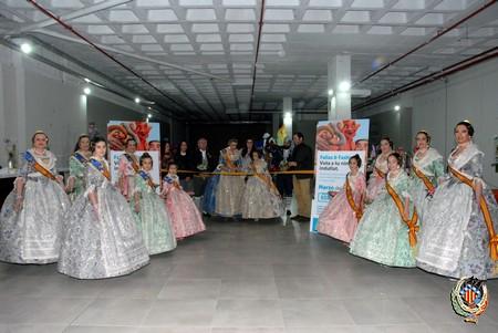 L'Epicentre acull un any més l'Exposició del Ninot de les falles del Camp de Morvedre