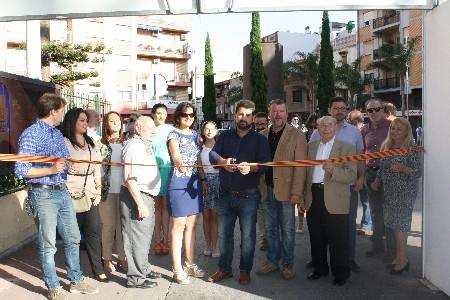 Les Falleres Majors, convidades a la inauguració de la Fira del Comerç i Turisme de ACPS