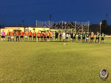 La falla Plaça Rodrigo revalida el seu títol en el campionat de futbol 7