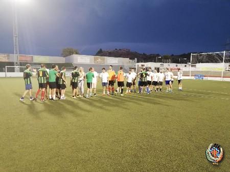 La A.C.Falla el Tabalet gana el torneo de Futbol 7 de FJFS