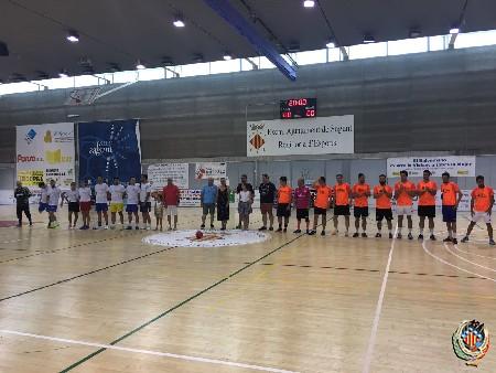 Les falles Doctor Palos i El Palleter, guanyadores del campionat de futbol sala