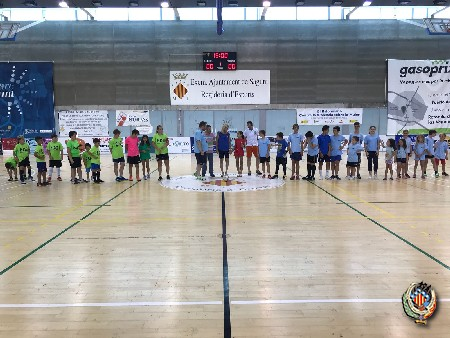 Finales de Fútbol Sala Infantil y Mayor de FJFS
