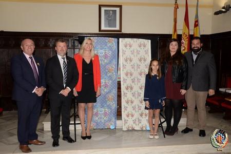 Desvetlades les teles oficials que lluiran María del Mar Gimeno i Andrea Escribà en la Crida
