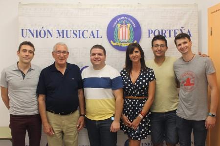 La Unión Musical Porteña pondrá la banda sonora al 40 aniversario de la Falla Eduardo Merello