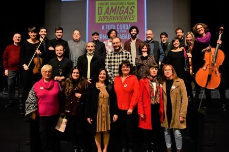 """El Mocador dona íntegrament la dotació econòmica del premi a la falla més igualitària de Sagunt 2019 a """"Amigas Supervivientes"""""""