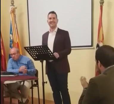 Enrique Javier Docón s'acomiada com a president i es presenta Rafa Burgos com únic candidat