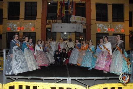 Fin de semana de Reyes para las Fallas de Sagunto