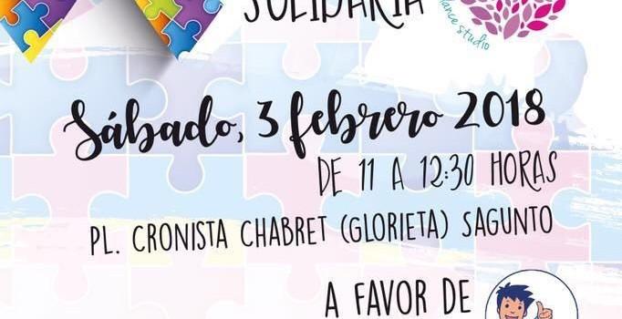 La Falla el Romano organitza la III Màster Zumba Solidària