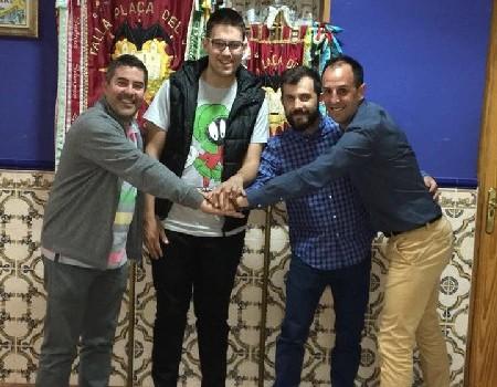 La Falla Plaza del Sol  firma con Antonio Ruano Gisbert sus monumentos para el  2019.
