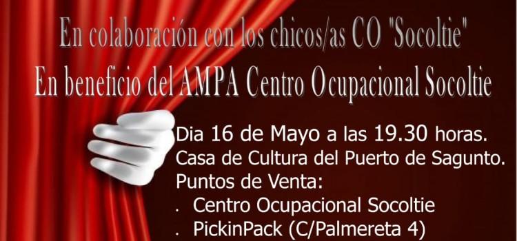 """L'A.C. Falla El Palleter representarà l'obra de Teatre """"Açó, açó,açó, es massa tu!! """""""