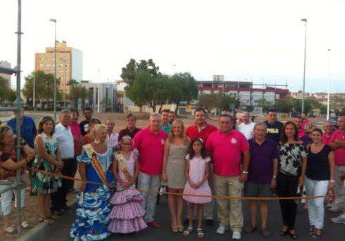 La Federació Junta Fallera de Sagunt present en l'inici de les festes patronals del Port de Sagunt
